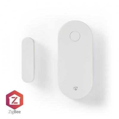Nedis   Sensor Janela Porta Zigbee   Pilhas   Android™ & iOS   Branco