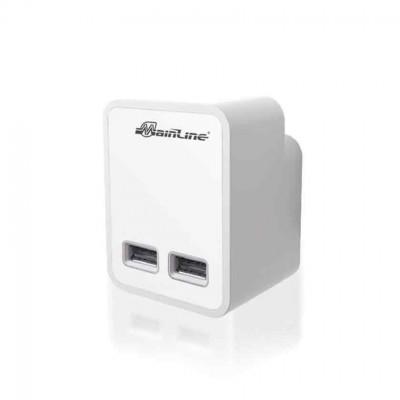 Mainline | Tomada USB para calha elétrica