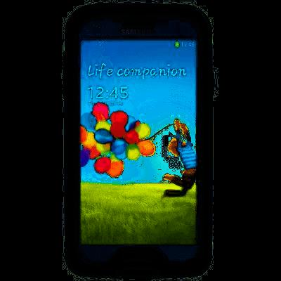 LIFEPROOF | Capa Protetora Galaxy S4 - Preta