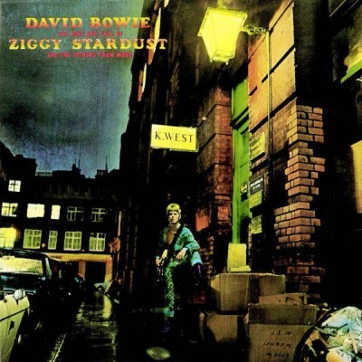 David Bowie | The Rise & Fall Of... Remastered2012 (180g) 1LP