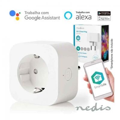 Nedis | Tomada Wi-fi 2200W
