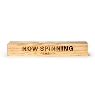 Crosley | Estante de discos Now Spinning