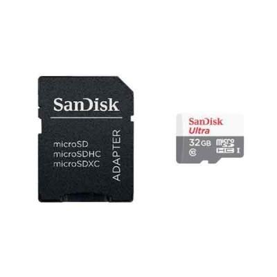 Sandisk | Cartão de Memória Ultra Micro SDXC 32GB