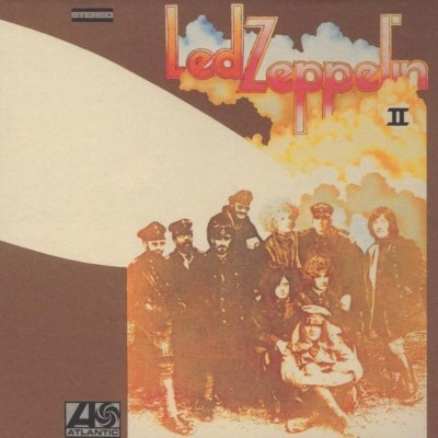 Led Zeppelin | Led Zeppelin II (180g) 2LPs