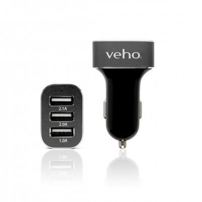 Veho | Carregador USB 5V 5.1a para carro