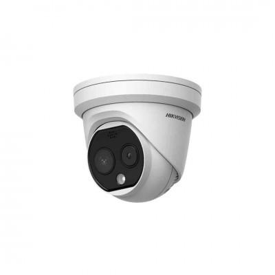 Hikvision | Câmera Termográfica Turret