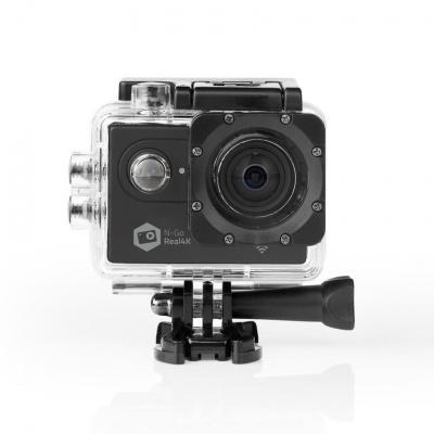 Nedis   Action Cam 4K Ultra HD Wi-Fi Waterproof Case