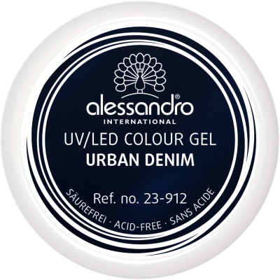 Colour Gel 912 - Urban Denim 5g