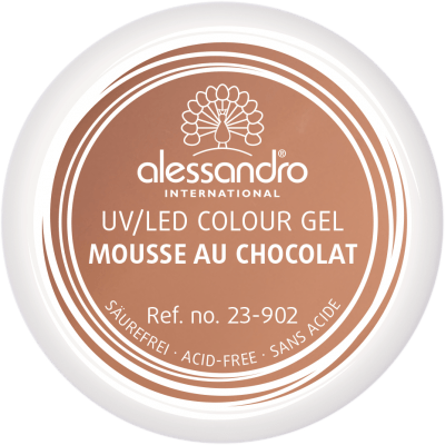 Colour Gel 902 - Mousse Au Chocolat 5g