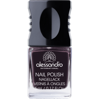 Nail Polish 183 - Black Cherry