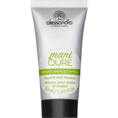 Hand & Nail Mousse 50ml