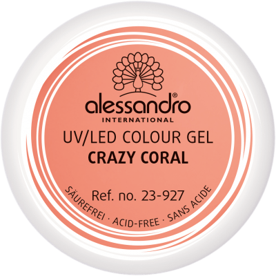 Colour Gel 927 - Crazy Coral 5g