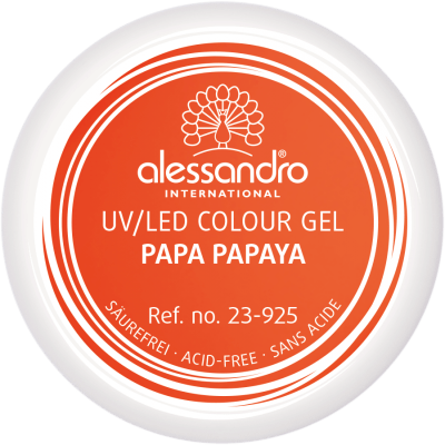Colour Gel 925 - Papa Papaya 5g