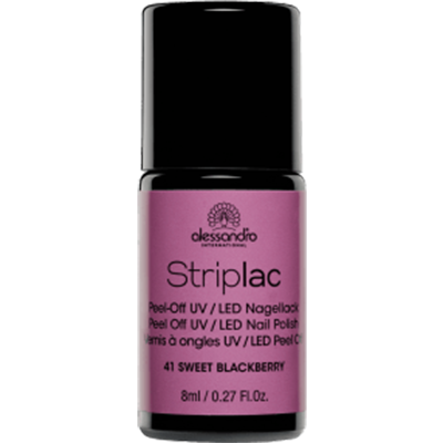 Striplac 141 - Sweet Blackberry 8ml