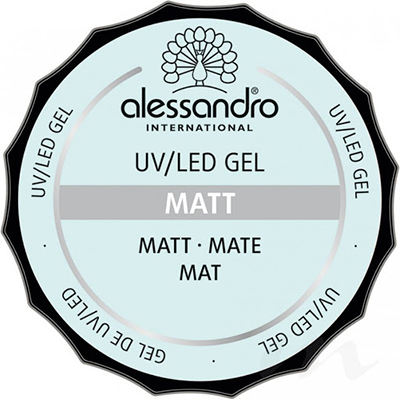 Gel Ultimate Matt 15g
