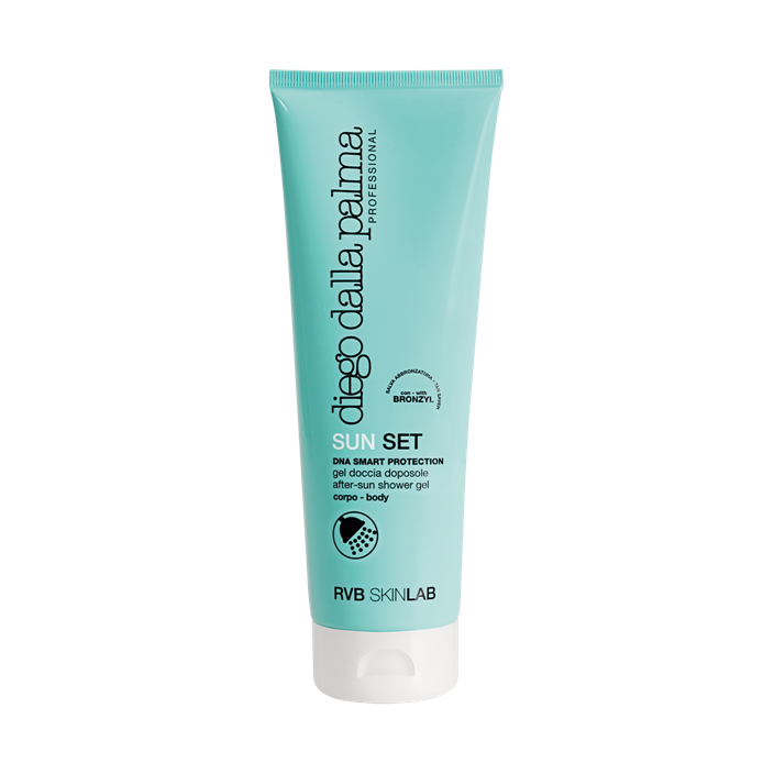 Gel de duche after sun 250ml