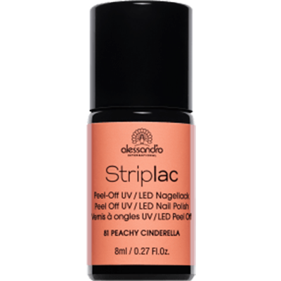 Striplac 181 - Peachy Cinderella 8ml