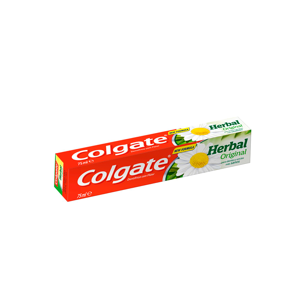 PASTA DE DENTES COLGATE HERBAL 75ML