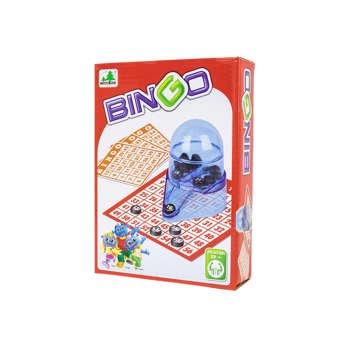 JOGO DO BINGO