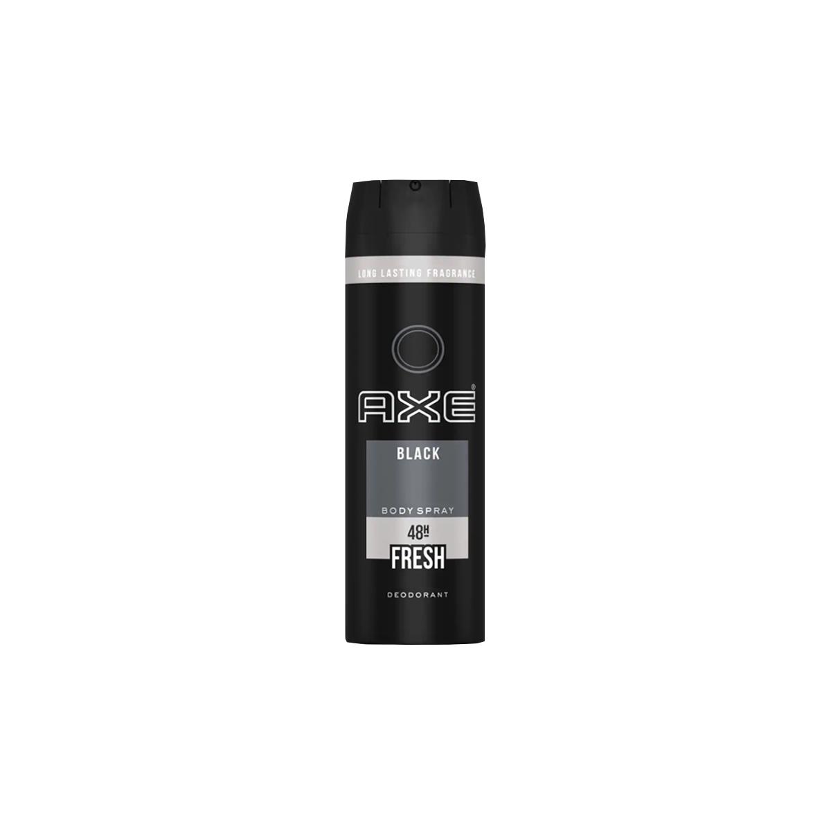 DESODORIZANTE SPRAY AXE 150ML - BLACK