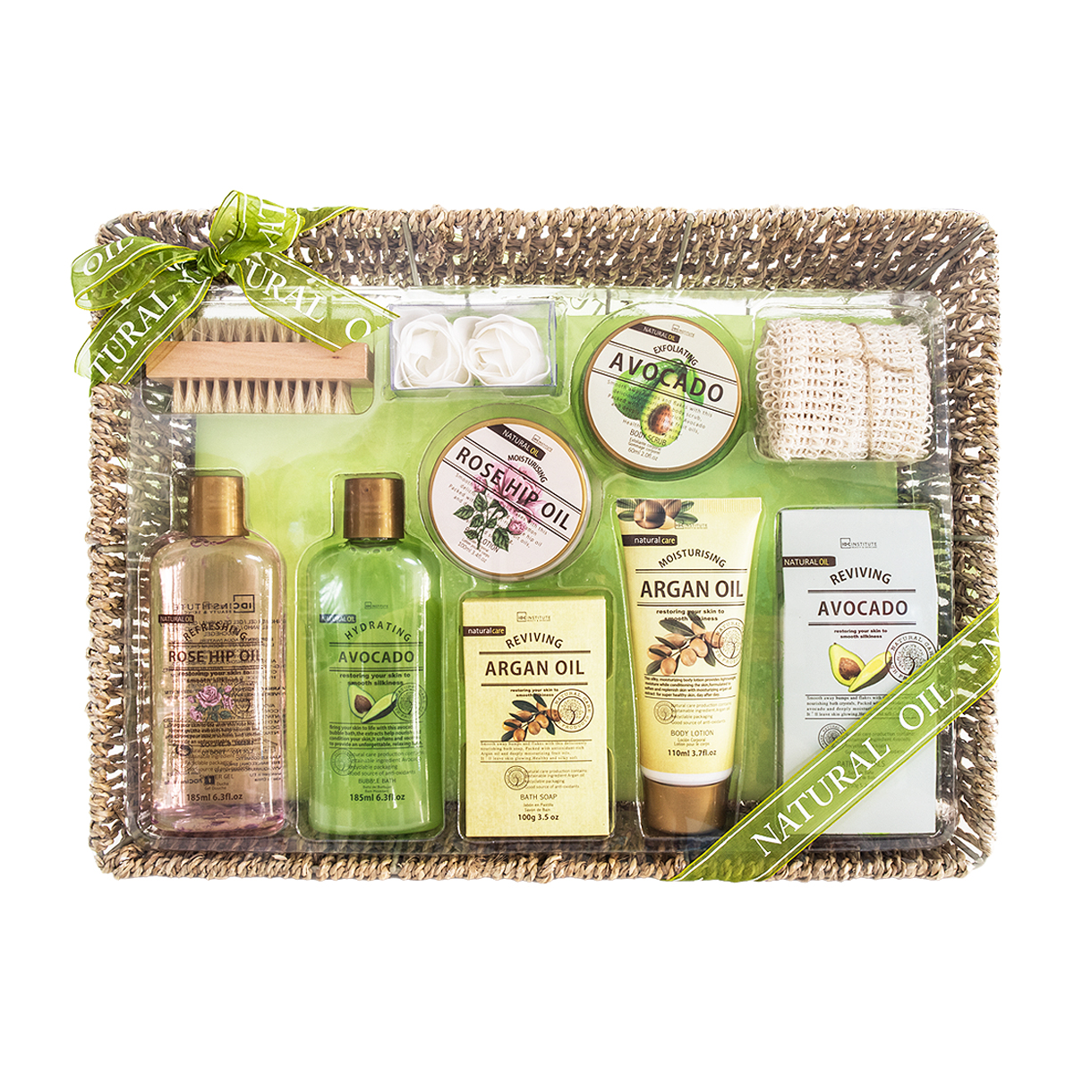 CJ BELEZA NATURAL 11PCS IDC INSTITUTE