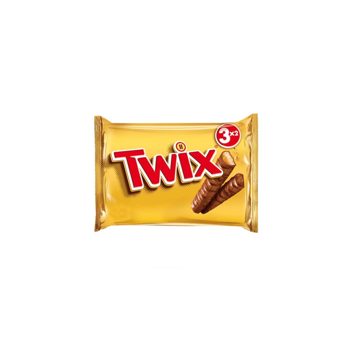 CHOCOLATE TWIX 3X50GR