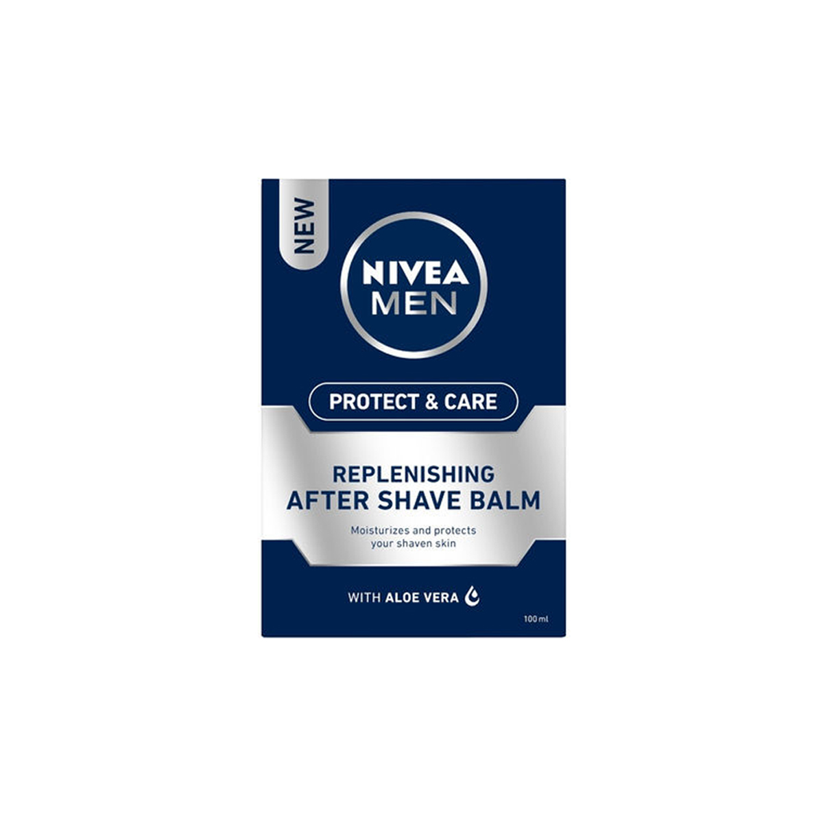 AFTER SHAVE NIVEA BÁLSAMO PROTECT & CARE 100ML