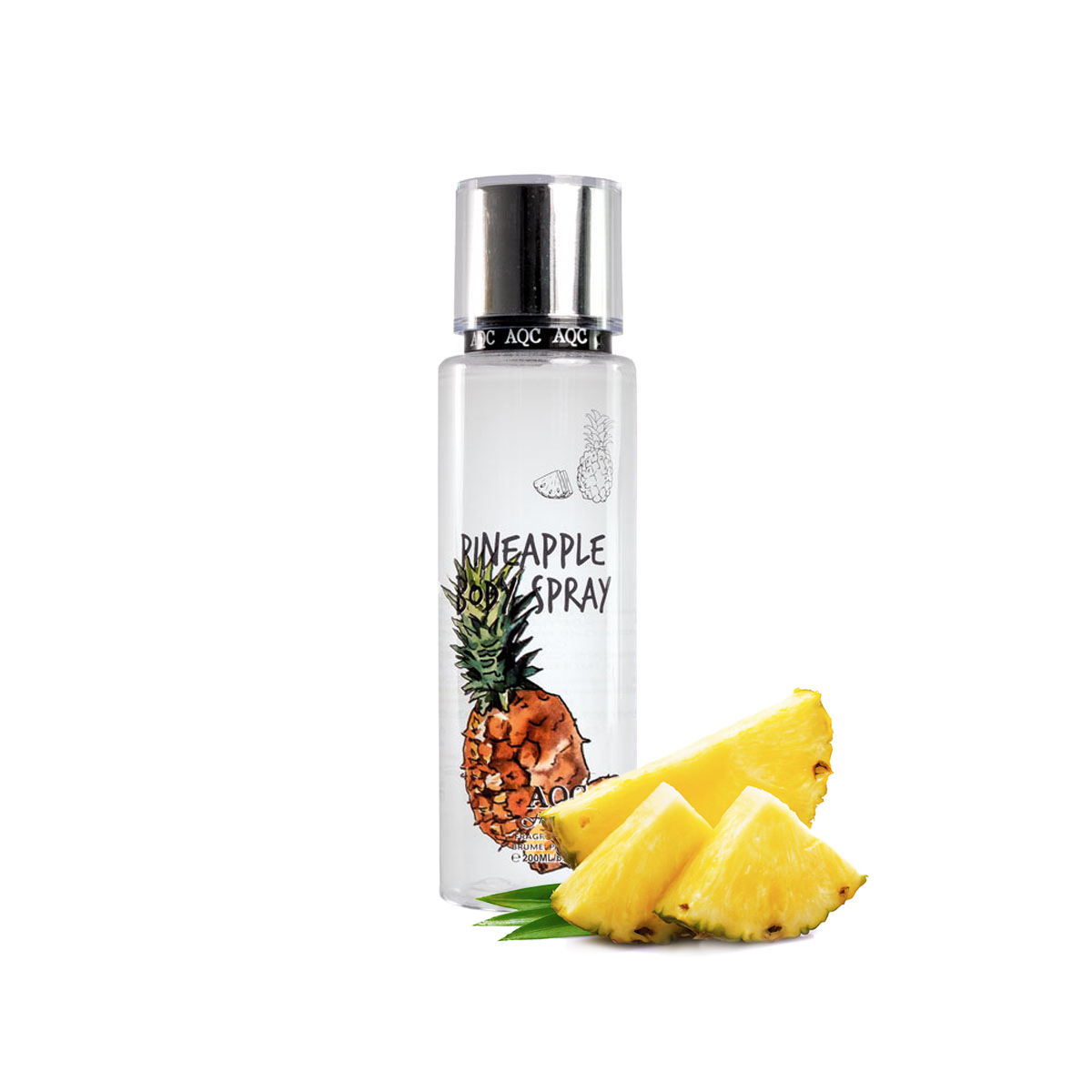 BODY MIST - SPRAY CORPORAL PERFUMADO - ANANÁS 200ML