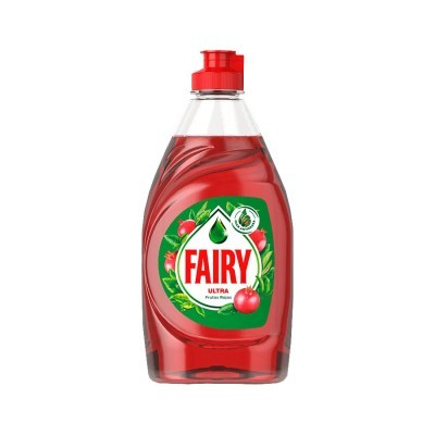 FAIRY ULTRA FRUTOS VERMELHOS 340ML