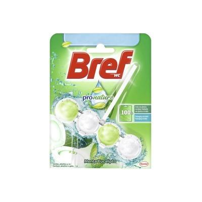 BREF PRONATURE MENTA E EUCALIPTO 50GRS - HENKEL