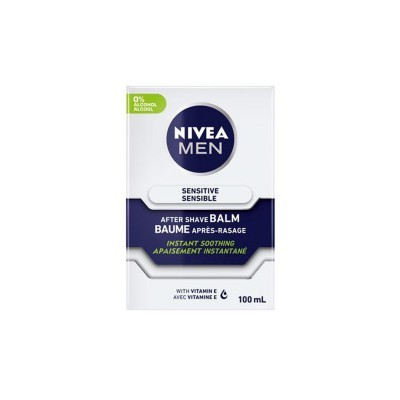 AFTER SHAVE NIVEA BÁLSAMO SENSITIVE FOR MEN 100ML