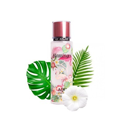 BODY MIST - SPRAY CORPORAL PERFUMADO - FLAMINGOS 200ML