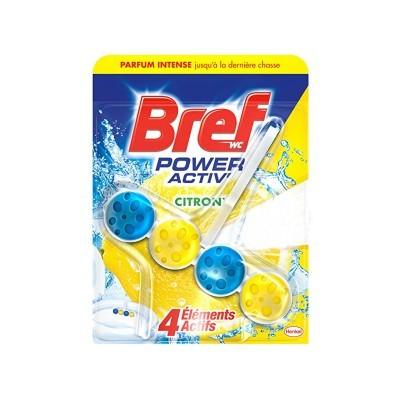 BREF POWER ACTIV CITRON 50GRS - HENKEL