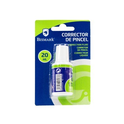 CORRETOR DE PINCEL BISMARK 20ML