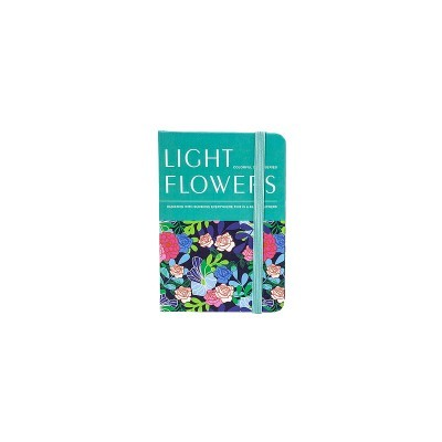 BLOCO DE NOTAS LIGHT FLOWERS