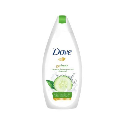 GEL DE BANHO DOVE FRESH TOUCH 700ML