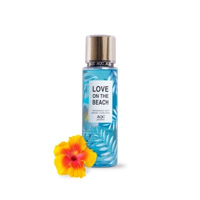 BODY MIST - SPRAY CORPORAL PERFUMADO - AMOR NA PRAIA 200ML