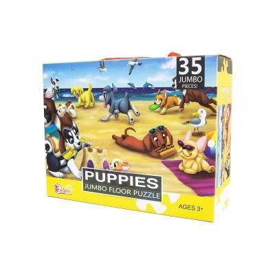 PUZZLE INFANTIL 35 PCS +3 ANOS